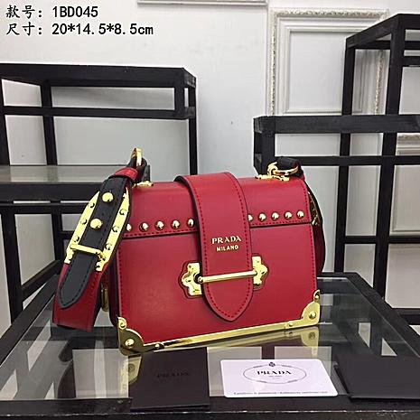 Prada AAA+ Handbags #333696