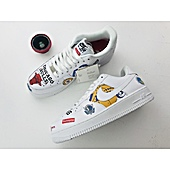 Supreme x NBA x Nike Air Force 1 AF1 shoes for men #331912