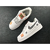 Nike Air Force 1 Just Do It AF1 shoes for men #331939