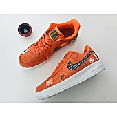 Nike Air Force 1 Just Do It AF1 shoes for men #331955