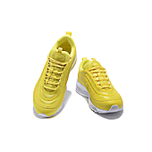 Nike Air Max Shoes for Nike AIR Max 97 shoes for men #335732