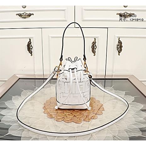 Fendi AAA+ handbags #340576