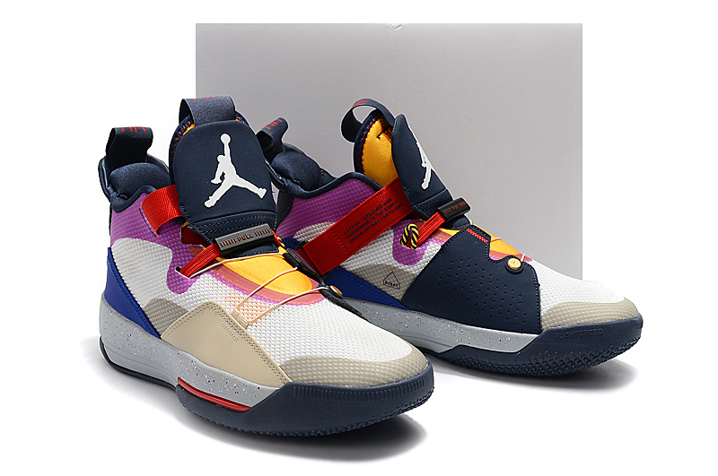 Air Jordan 33 Shoes for Man #342789 replica