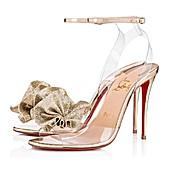Christian Louboutin 12cm High-heeled shoes for women #341204