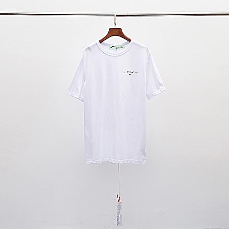 OFF WHITE T-Shirts for Men #346616 replica