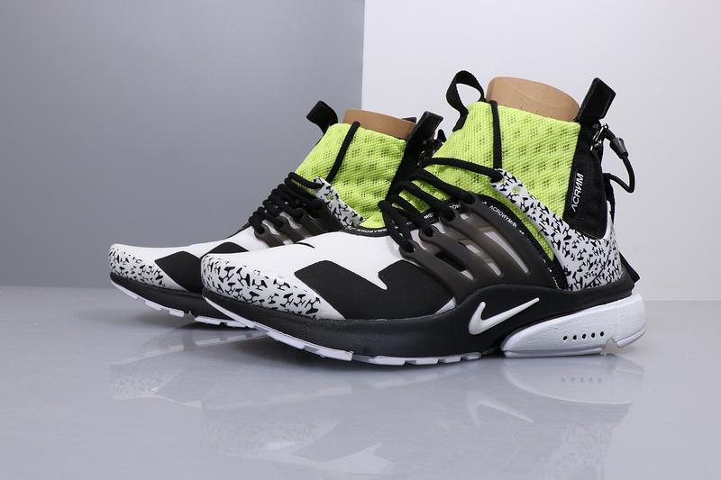 ACRONYM® x Nike Lab Air Presto Mid shoes for men #347281 replica