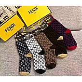 Fendi 5pcs Socks #344739