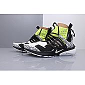 ACRONYM® x Nike Lab Air Presto Mid shoes for men #347281