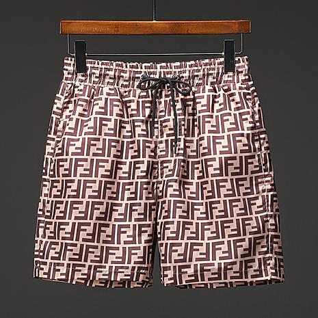 Fendi Pants for Fendi short Pants for men #347955
