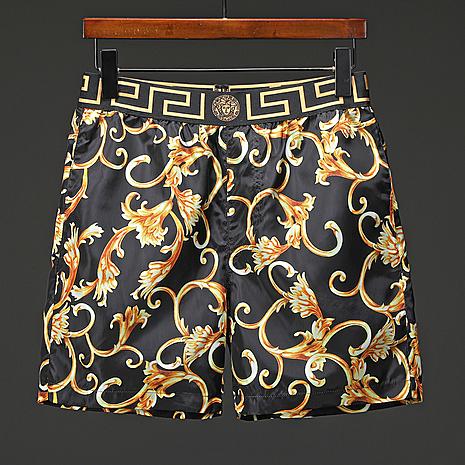 Versace Pants for versace Short Pants for men #347956