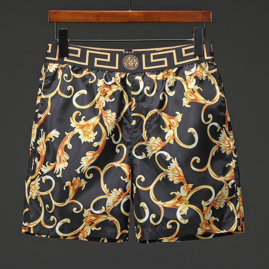 Versace Pants for versace Short Pants for men #347956 replica