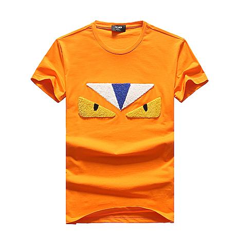 Fendi T-shirts for men #349799
