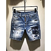 Dsquared2 Jeans for Dsquared2 short Jeans for MEN #349404