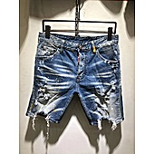 Dsquared2 Jeans for Dsquared2 short Jeans for MEN #349408