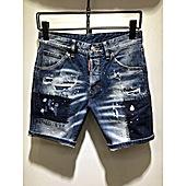Dsquared2 Jeans for Dsquared2 short Jeans for MEN #349421