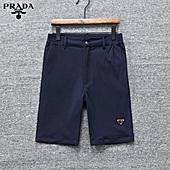 Prada Pants for Prada Short Pants for men #349607