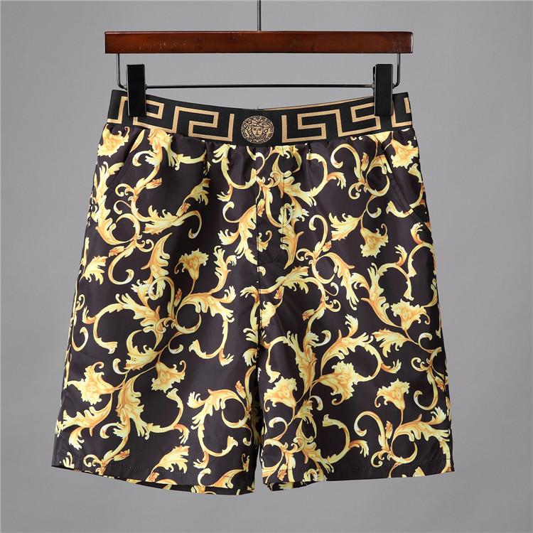 Versace Jeans for versace Short Jeans for men #355362 replica