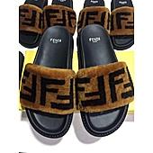 Fendi shoes for Fendi slippers for women #351073