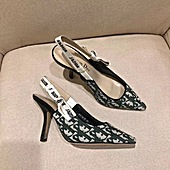 Dior 9.5cm High-heeled shoes for women #351478