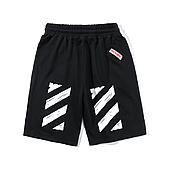 OFF WHITE Pants for OFF WHITE short pants for men #351781