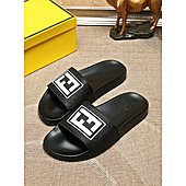 Fendi shoes for Fendi Slippers for men #351838
