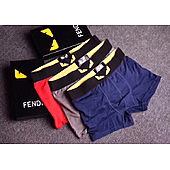 Fendi 3PCS Knickers #356145