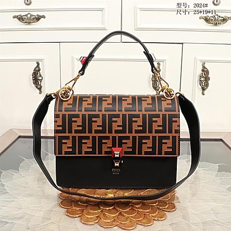Fendi AAA+ Handbags #359009 replica