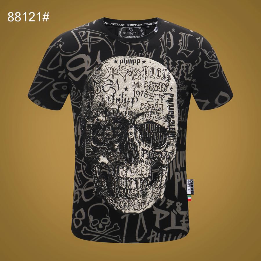 PHILIPP PLEIN  T-shirts for MEN #357612 replica