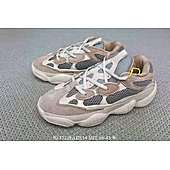 Adidas Yeezy 500 shoes for women #360453