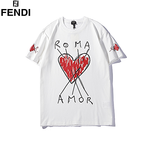 Fendi T-shirts for men #362260
