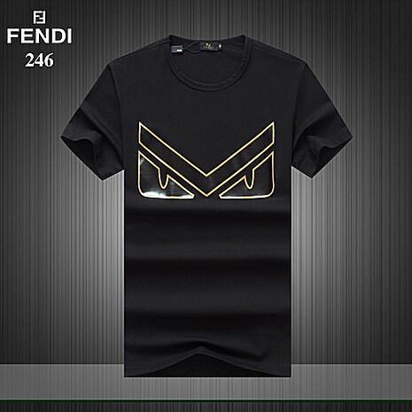 Fendi T-shirts for men #363894