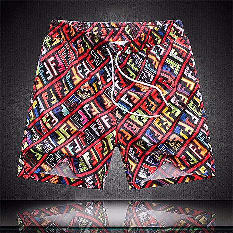 Fendi Pants for Fendi short Pants for men #364237