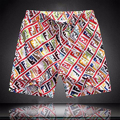 Fendi Pants for Fendi short Pants for men #364238