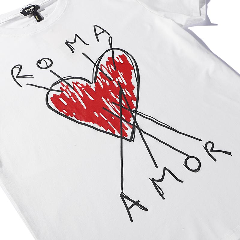 Fendi T-shirts for men #362260 replica