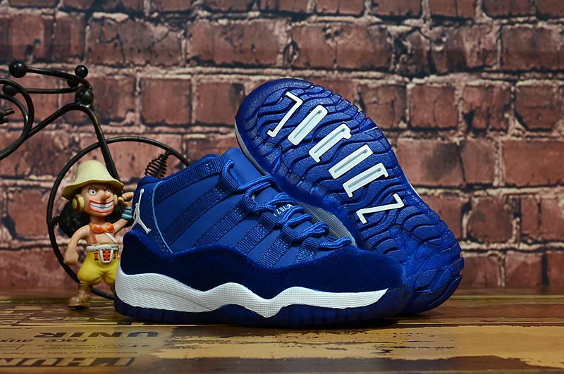 Air Jordan 11 Shoes for KID #363544 replica
