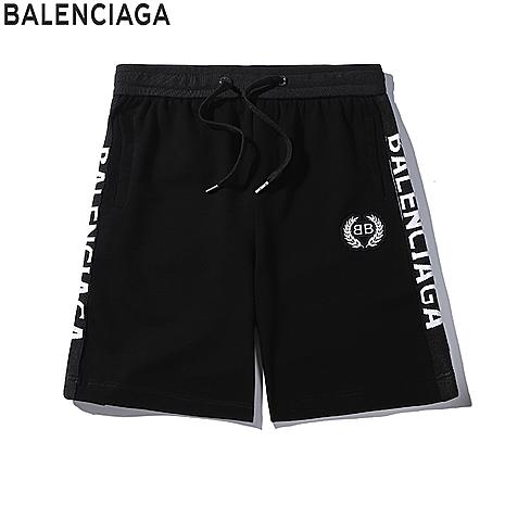 Balenciaga Pants for Balenciaga short pant for men #366075