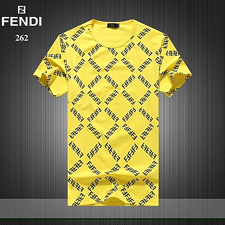 Fendi T-shirts for men #372770 replica