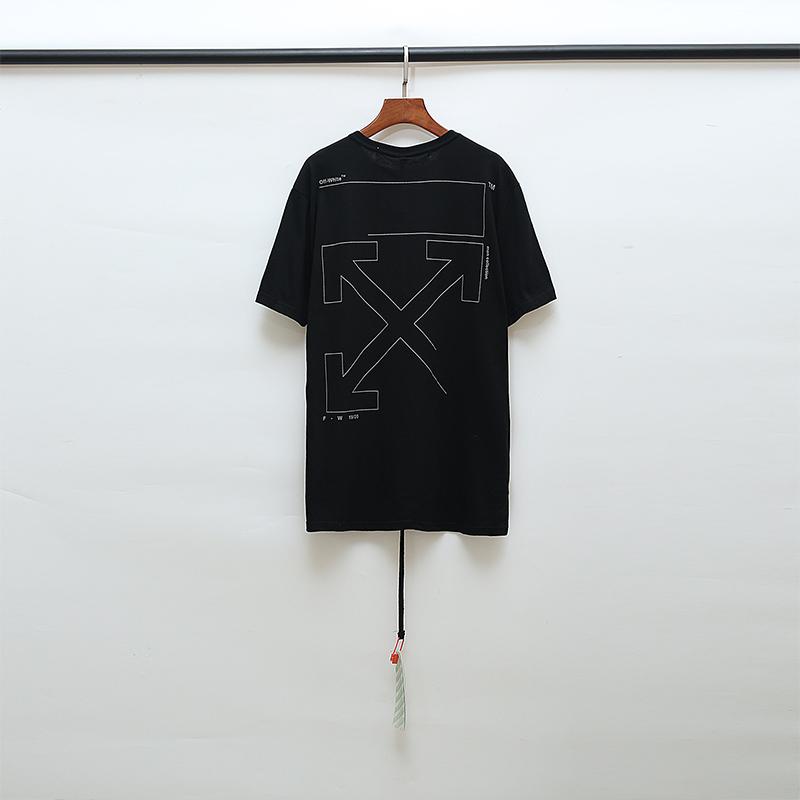 OFF WHITE T-Shirts for Men #372196 replica