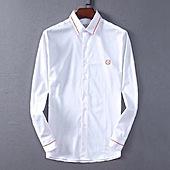 HERMES shirts for HERMES long sleeved shirts for men #370744