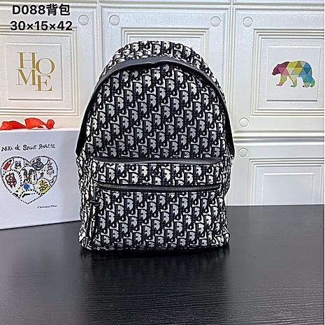 Dior AAA+ Backpacks #373371