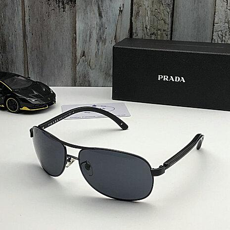 Prada AAA+ Sunglasses #375491