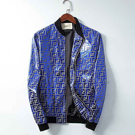 Fendi Jackets for men #378743 replica