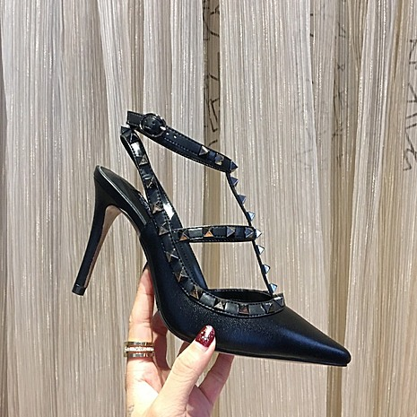 VALENTINO 9.5cm High-heeled shoes for women #378950