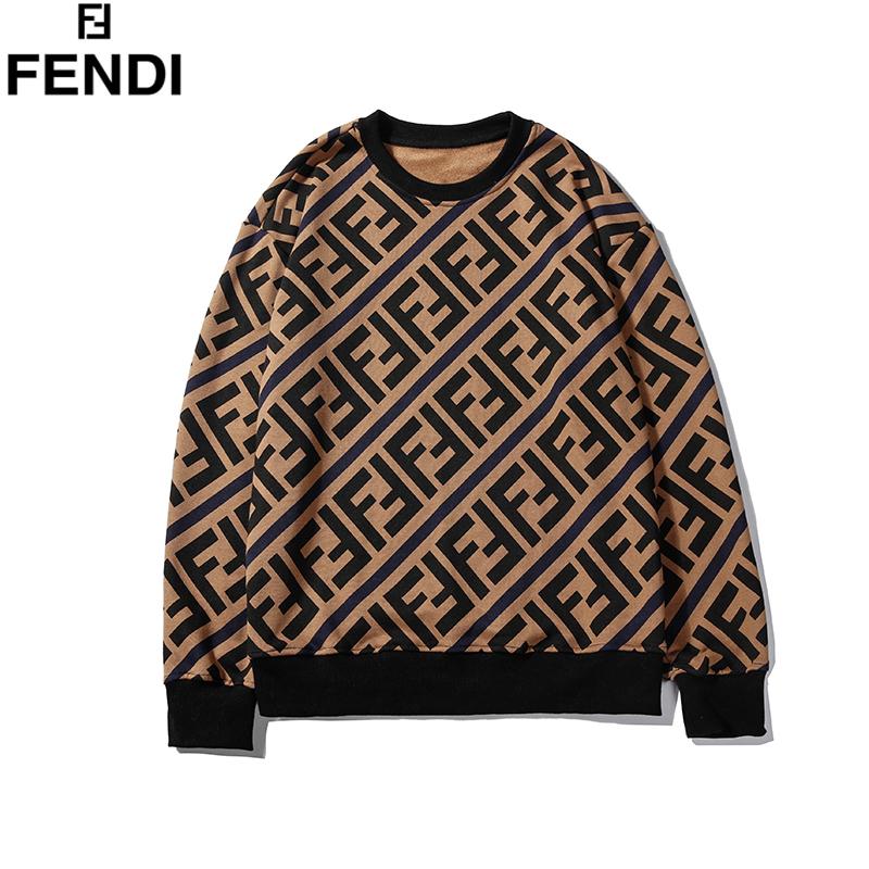 Fendi Hoodies for MEN #379268 replica