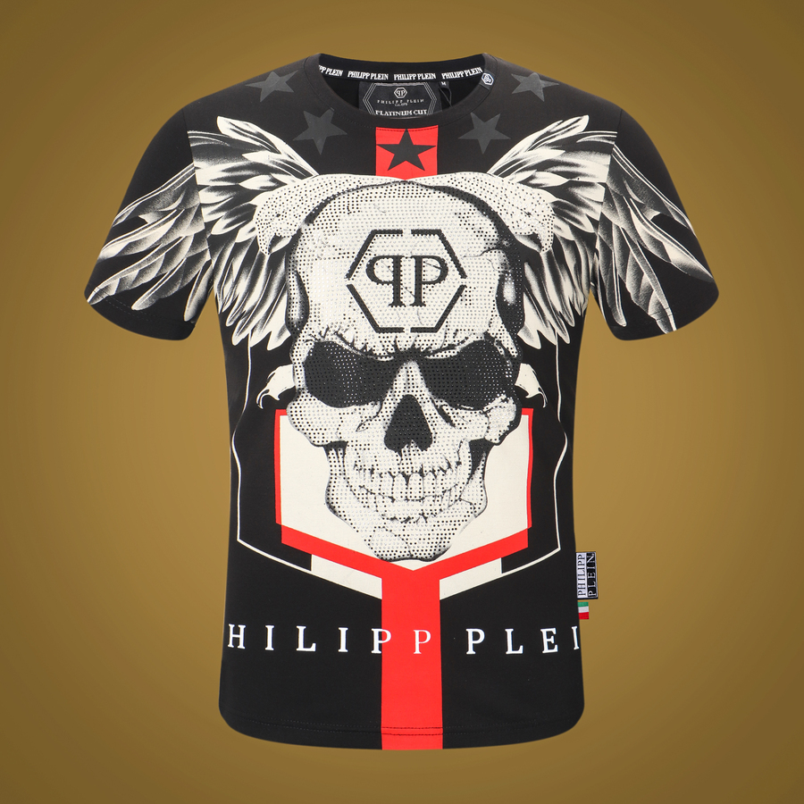 PHILIPP PLEIN  T-shirts for MEN #380463 replica