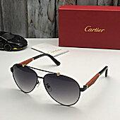 Cartier  AAA+ Sunglasses #376058