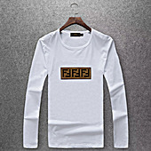 Fendi Long-Sleeved T-Shirts for MEN #379737