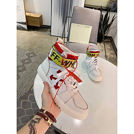OFF WHITE shoes for men #387950