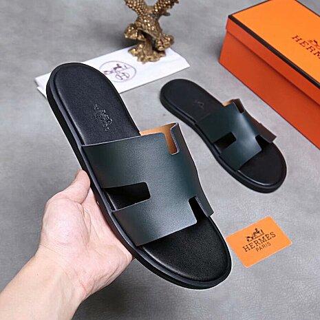 HERMES Shoes for Men's HERMES Slippers #388303