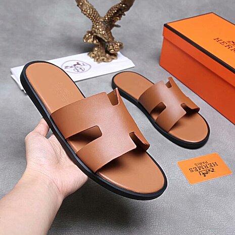 HERMES Shoes for Men's HERMES Slippers #388304